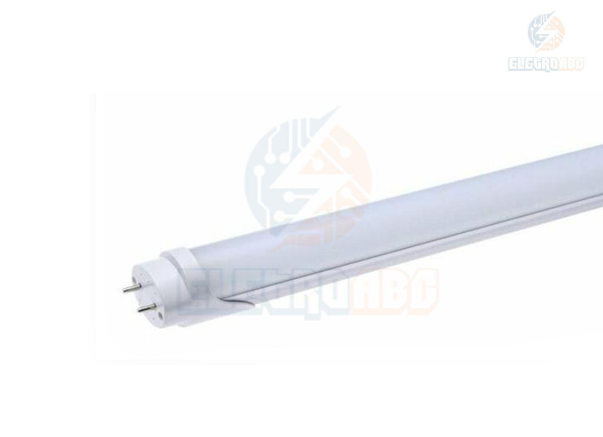 Lâmpada LED T8 120 cm Leitoso AZUL-18W-BIVOLT