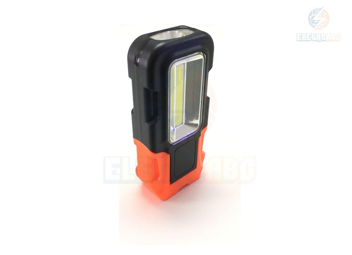 Lanterna Conjugada Magnetica LED 3XAAA G18