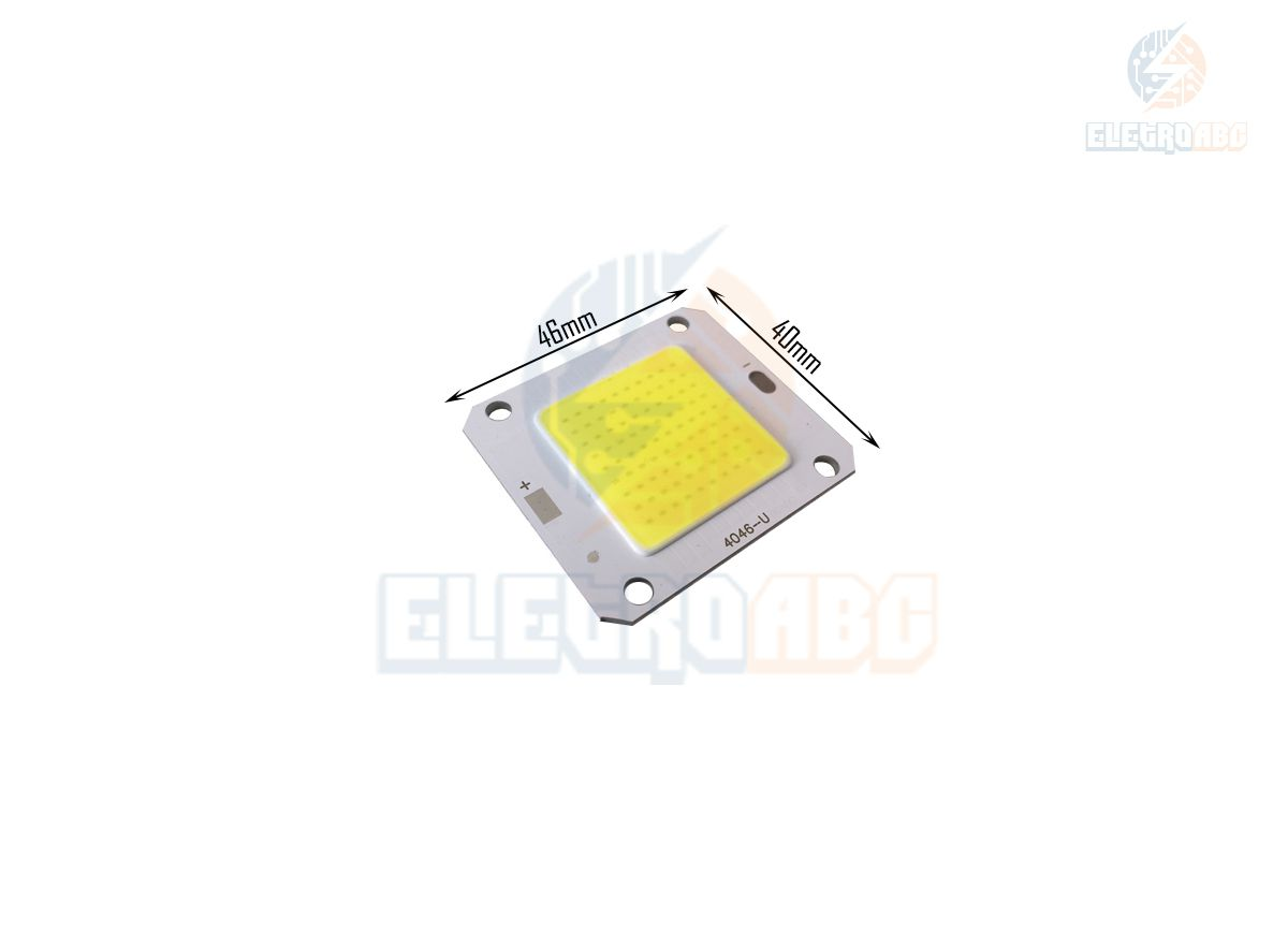 LED CHIP BOARD 30W 6500K