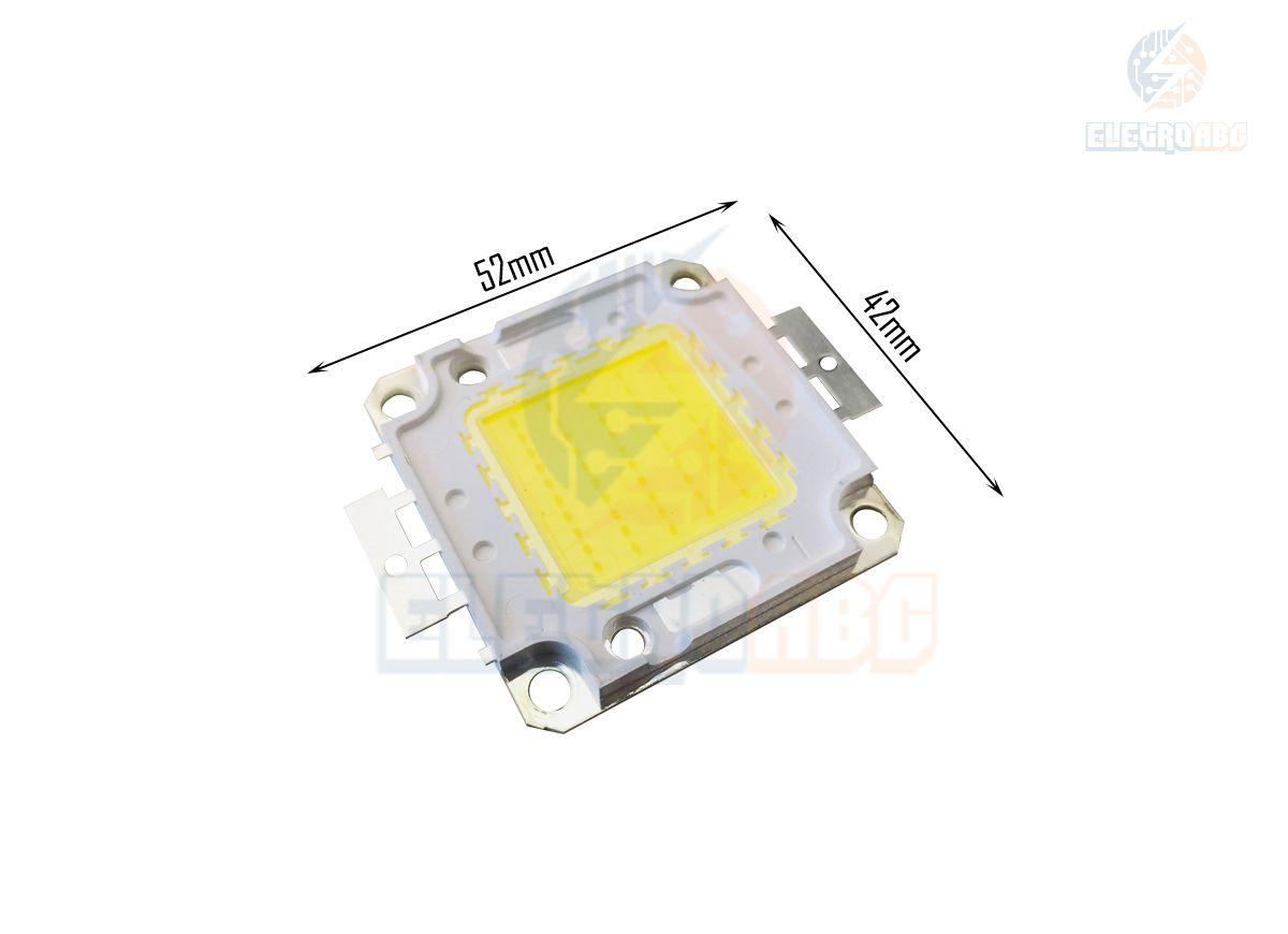 LED CHIP BOARD 50W 6500K