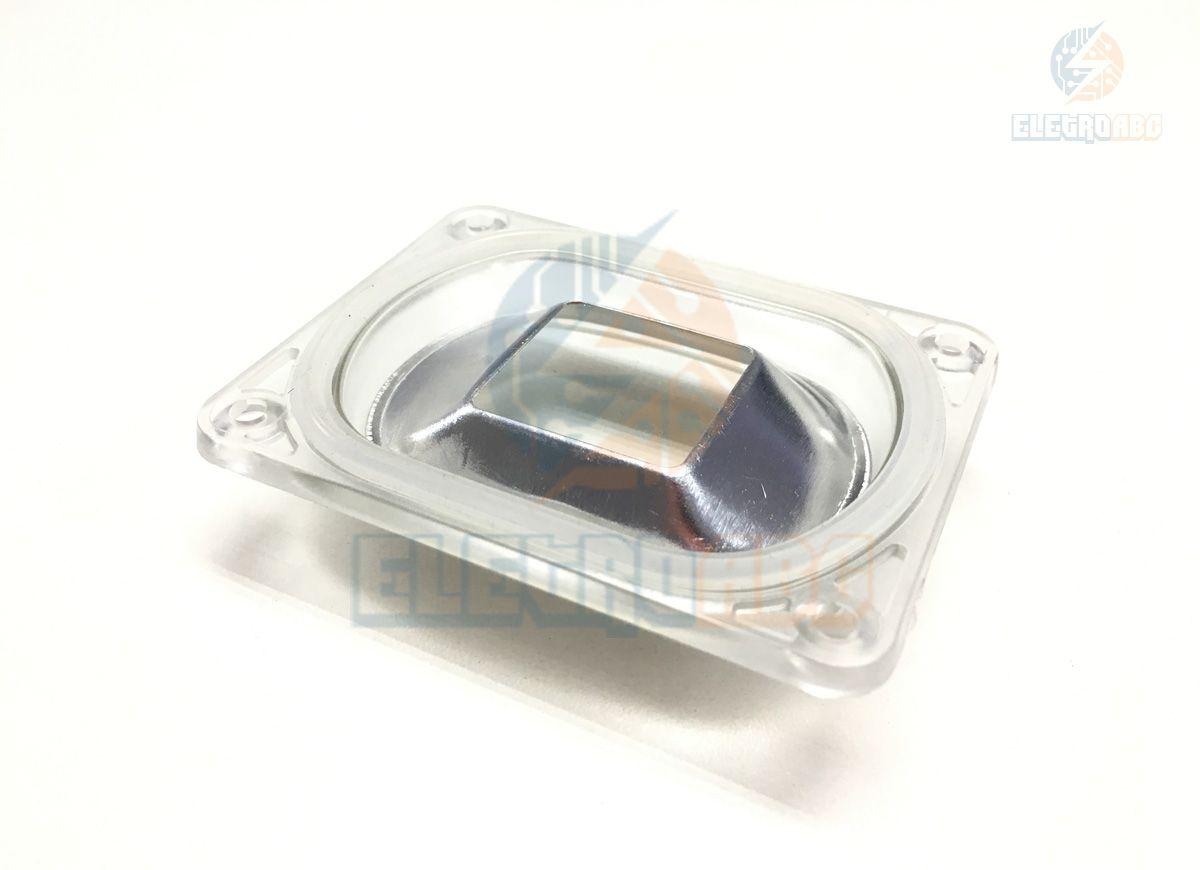 Lente p/ Refletor com Plastico KLTJ-P02