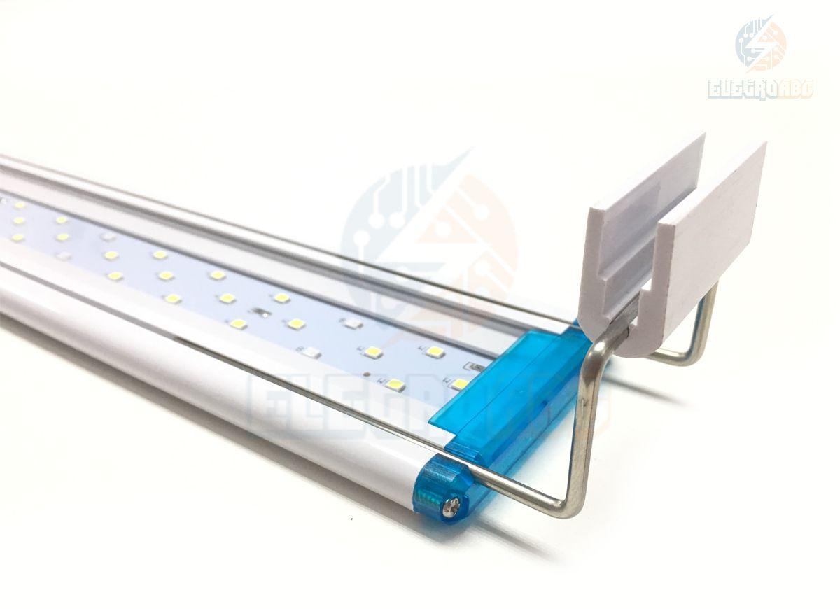 Luminária LED para aquários de 60-70 cm 10W