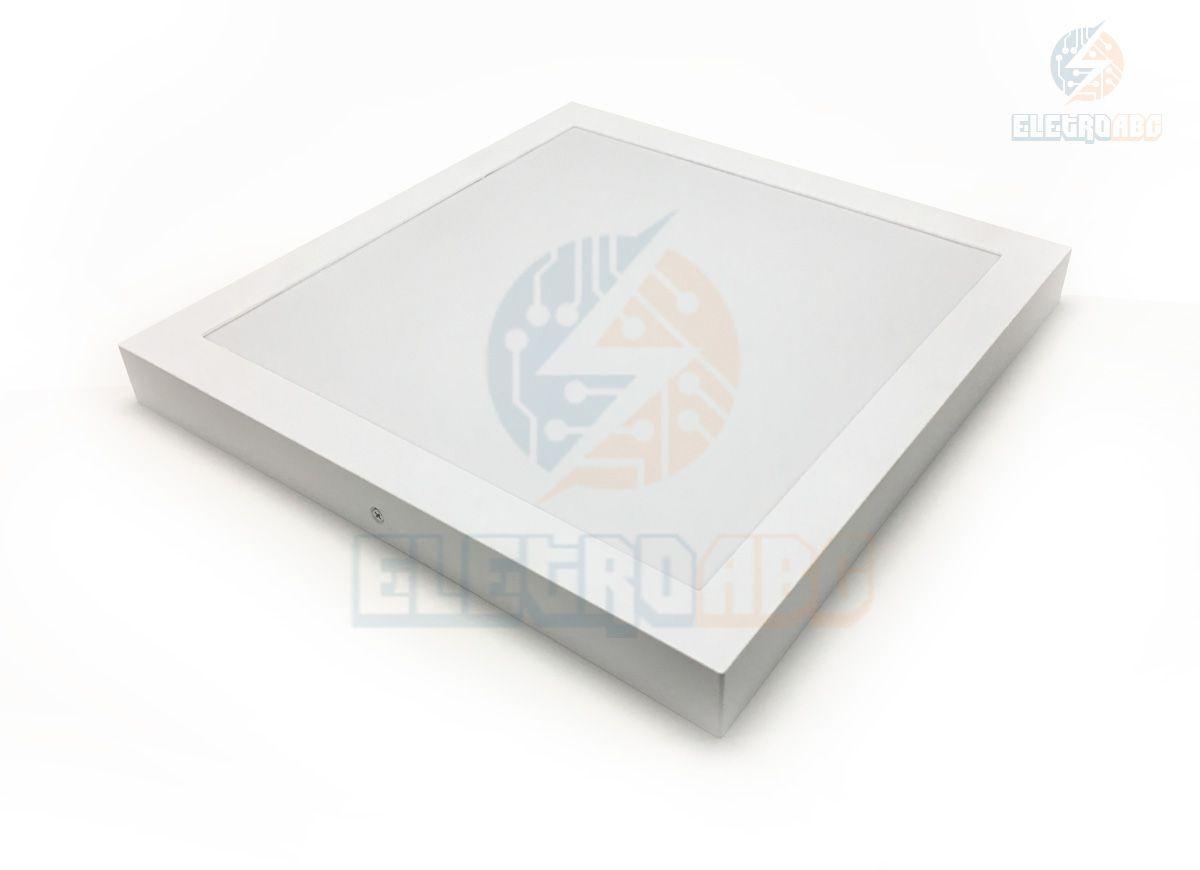 Luminária LED POP Sobrepor 30 watts 40x40 BF Quadrada