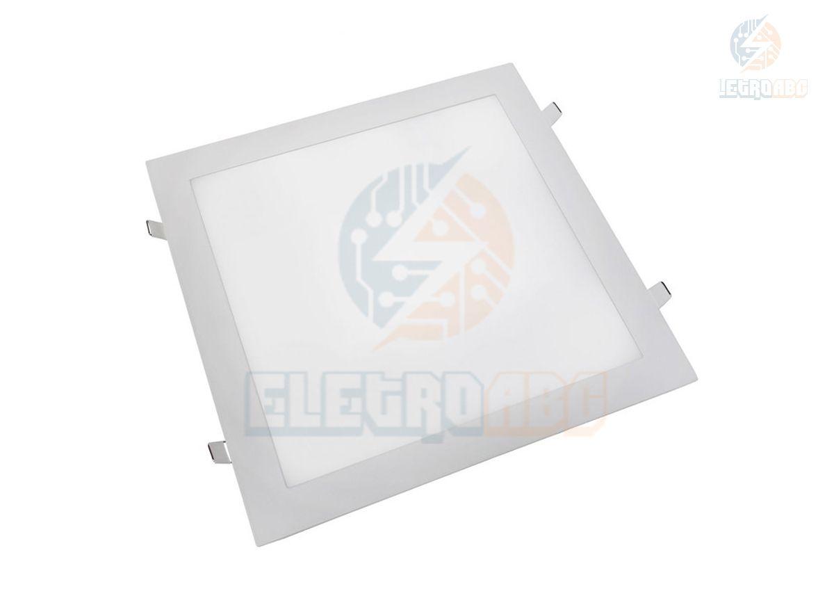 Luminária LED Slim 36 watts BQ Quadrada