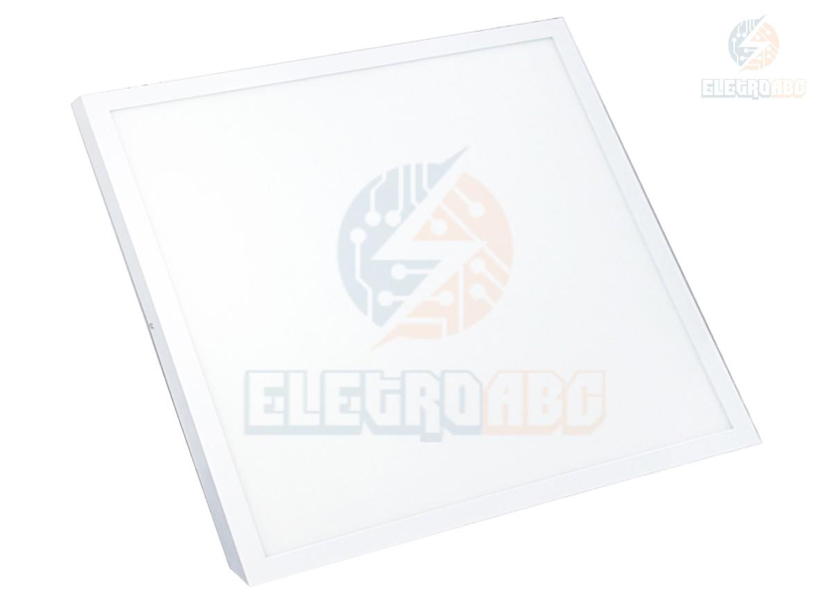 Luminaria LED Sobrepor 48W BF Quadrado