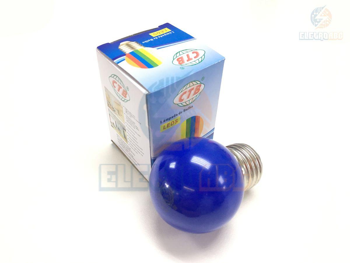 Mini Bulbo LED BLBP 127V AZ