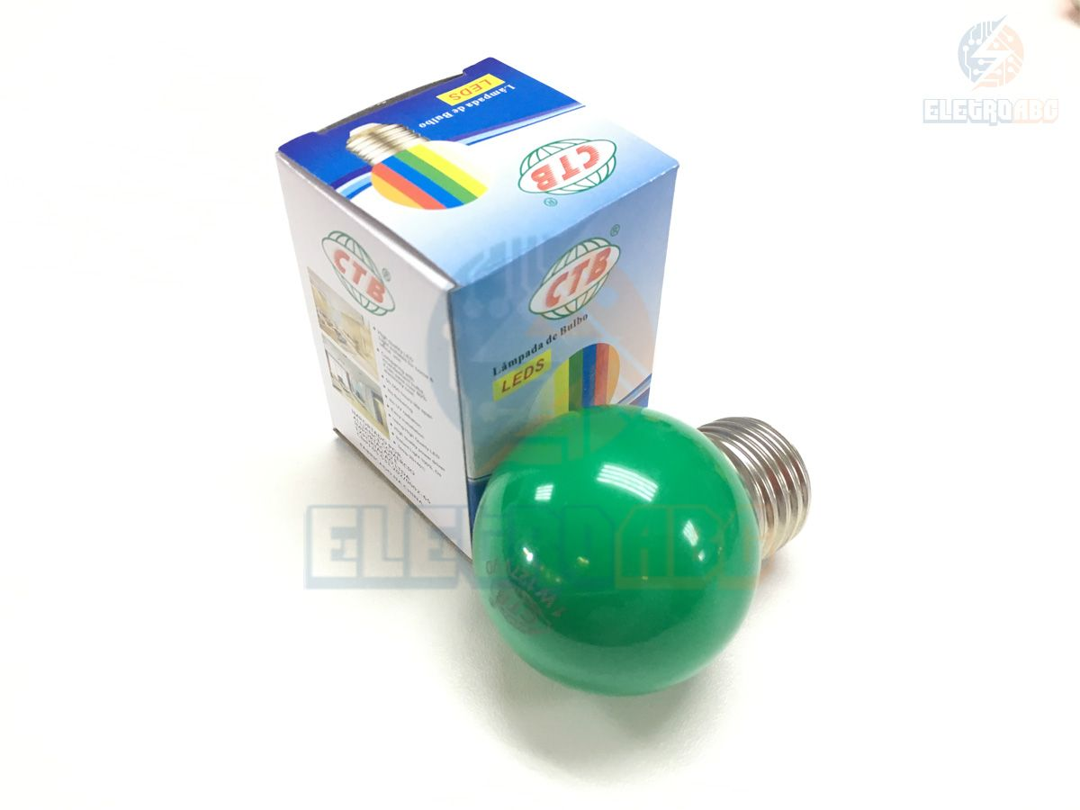 Mini Bulbo LED BLBP 127V VD