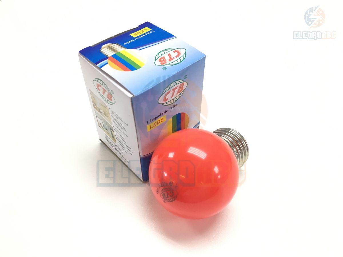 Mini Bulbo LED BLBP 127V VM
