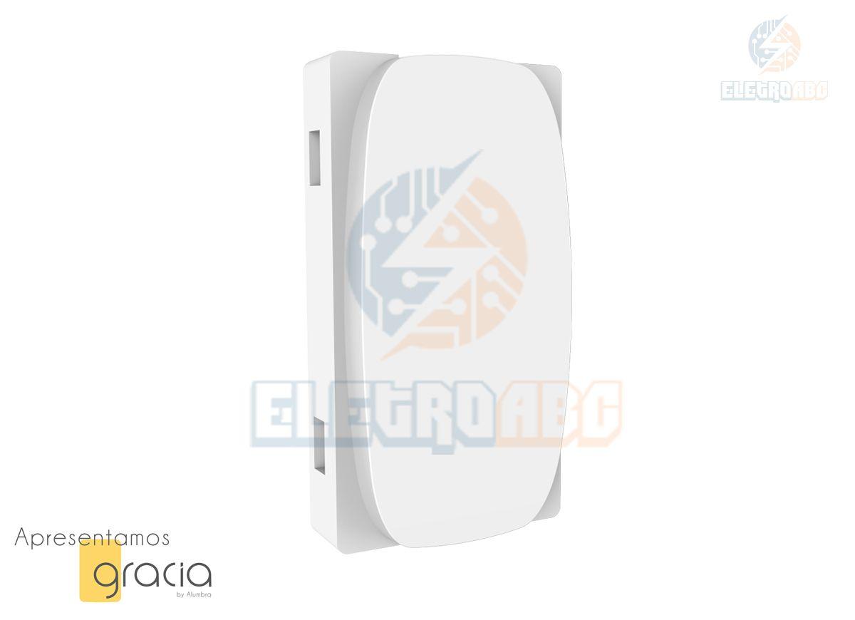 Modulo cego - 2PÇS/EMB. BR GRACIA 85320