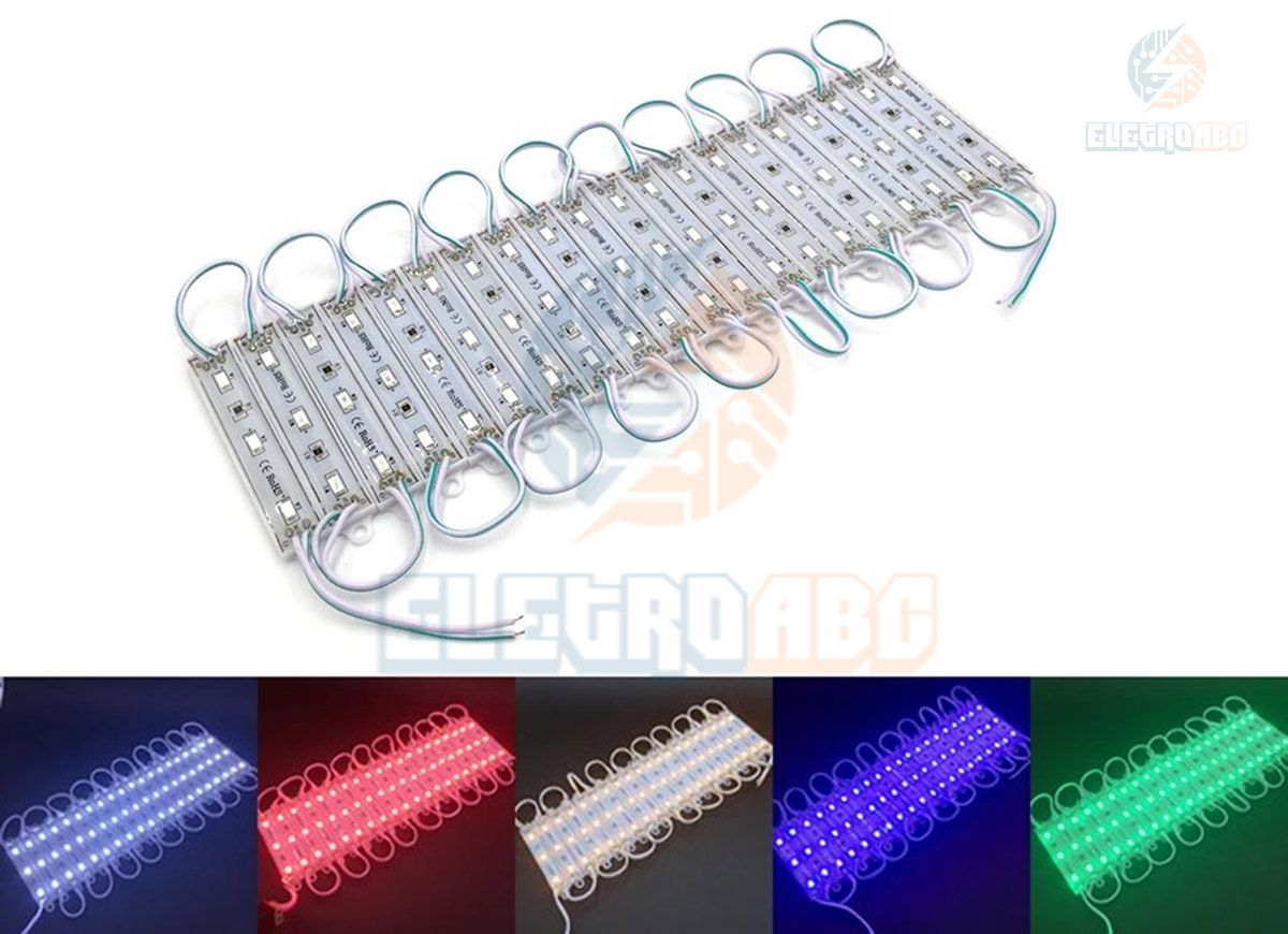 Módulo de LED 3 SMD 5630 IP65 BF