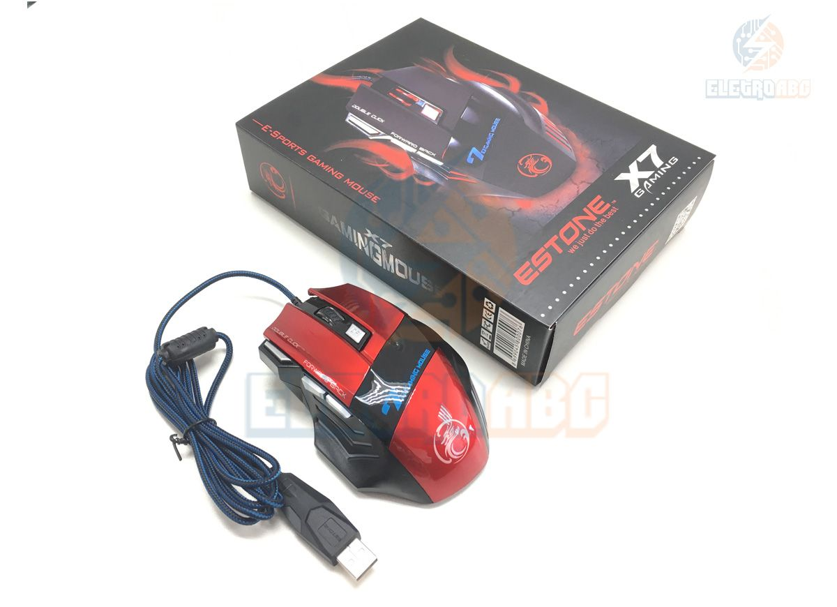 Mouse Gamer X-7