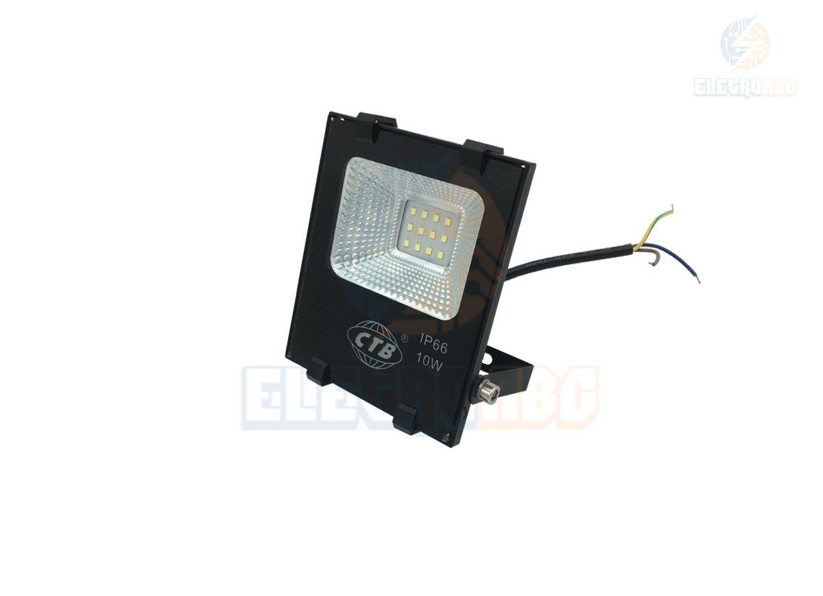 Refletor LED Slim SMDMICROLED 10W BF Tipo E