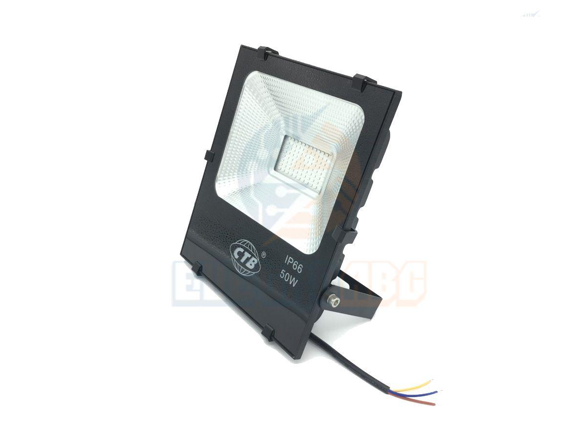 Refletor LED Slim SMDMICROLED 50W VD Tipo E