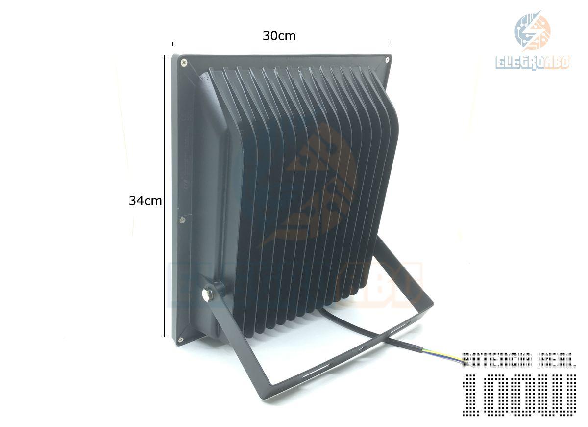 Refletor Slim SMD5630 LED 100W BF