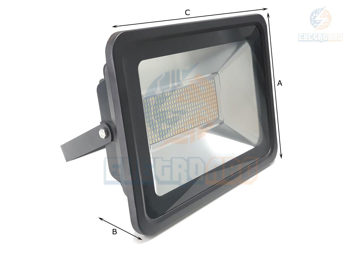 Refletor Slim SMD5630 LED 150W BF