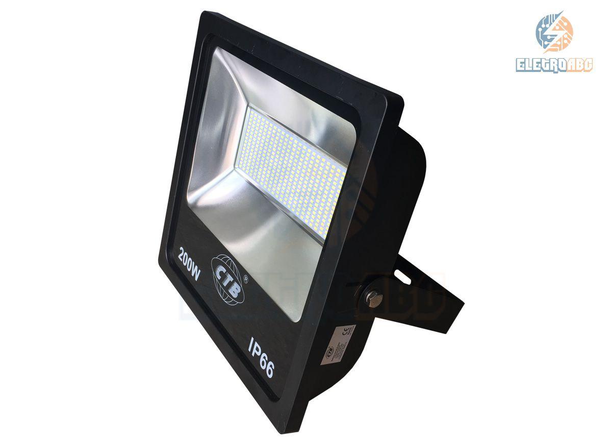 Refletor Slim SMD5630 LED 200W BF