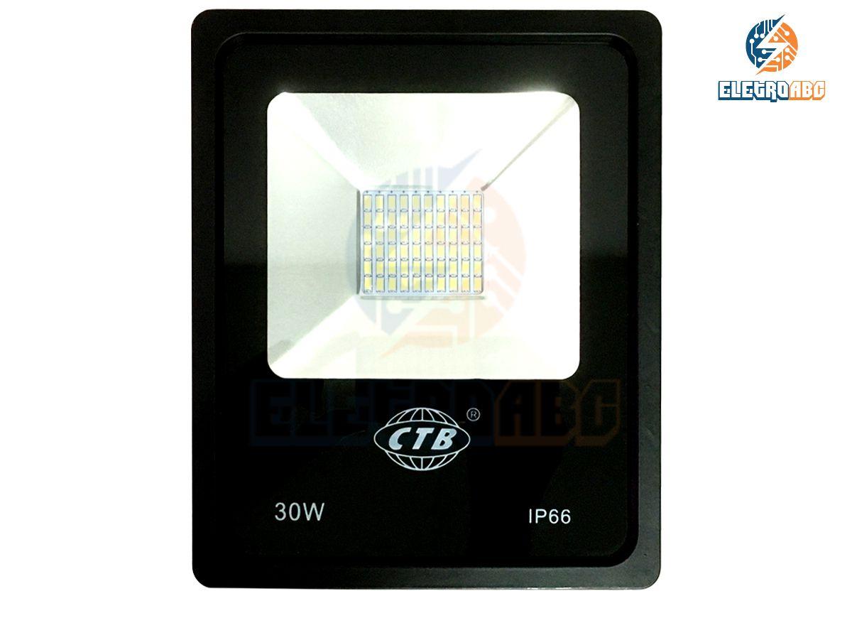 Refletor Slim SMD5630 LED 30W BF