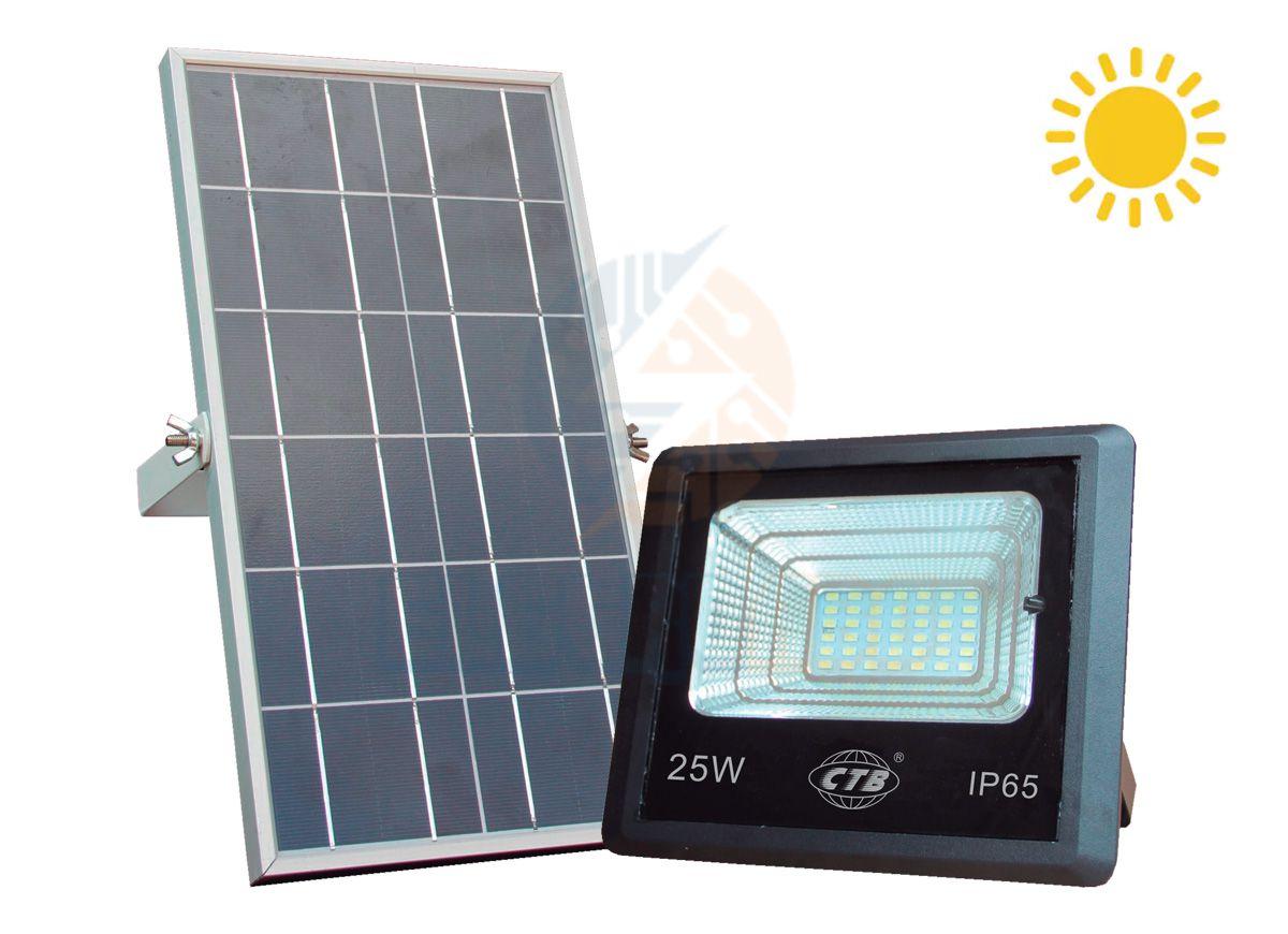 Refletor Slim SMD Solar 25W BF