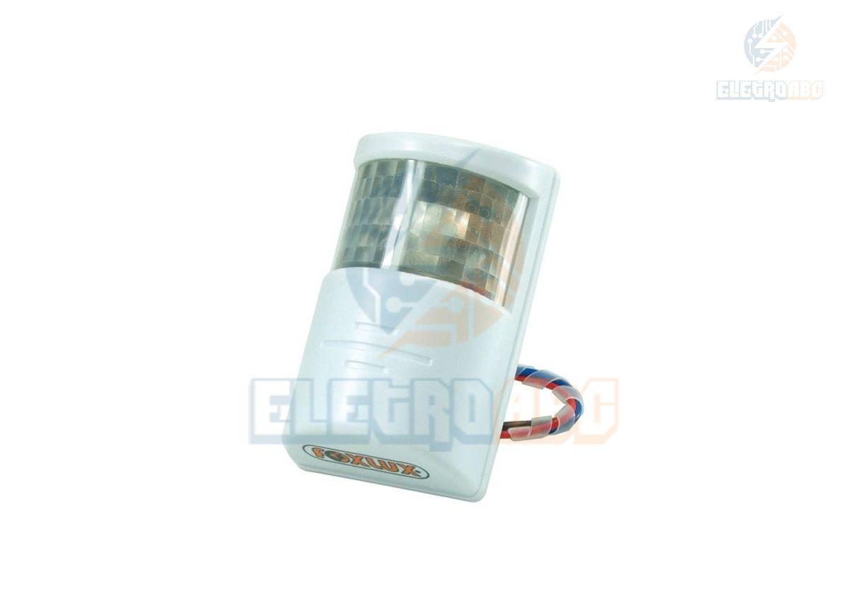 Sensor de presença Parede/Teto FoxLUX Biv BC