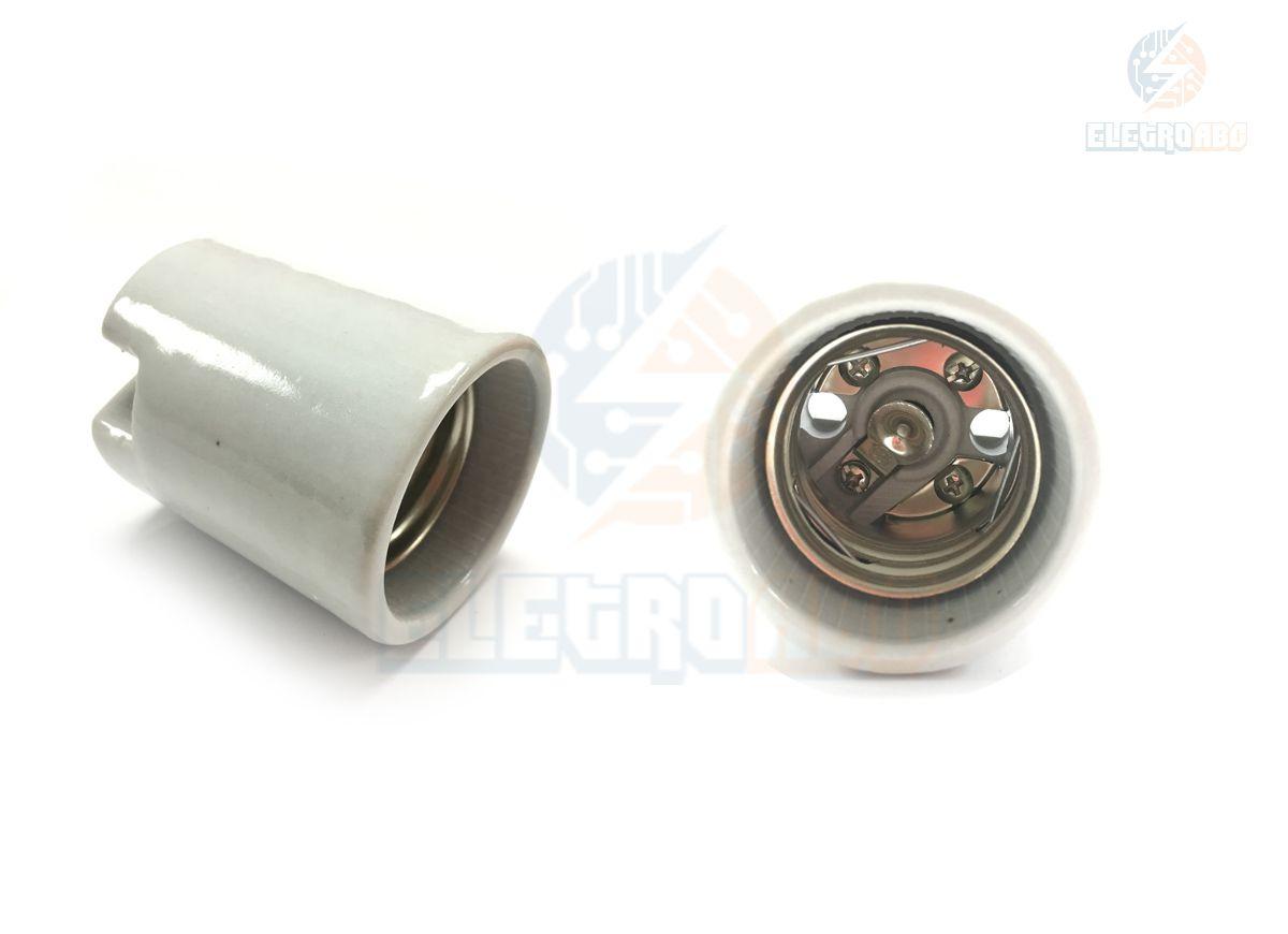 Soquete de Porcelana E40 16A 500V