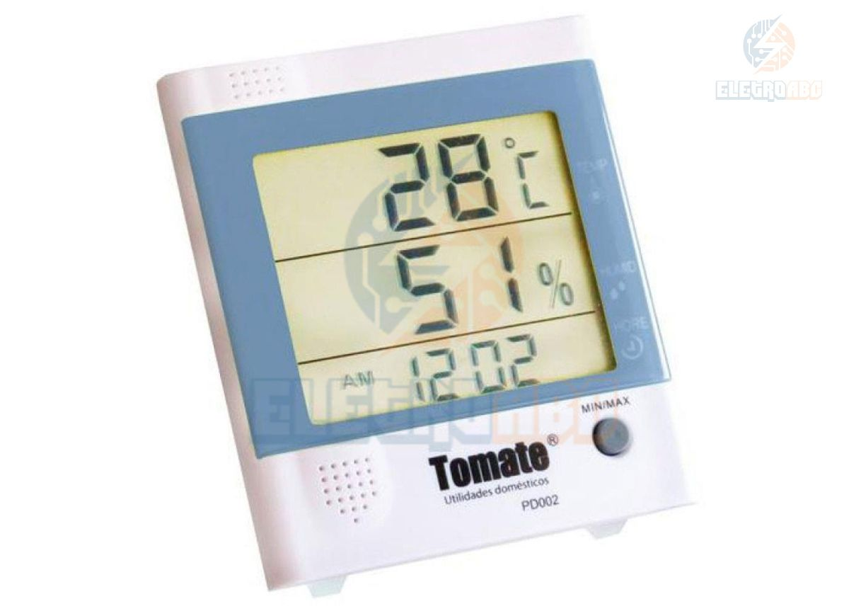 Termometro Digital & Higrometro