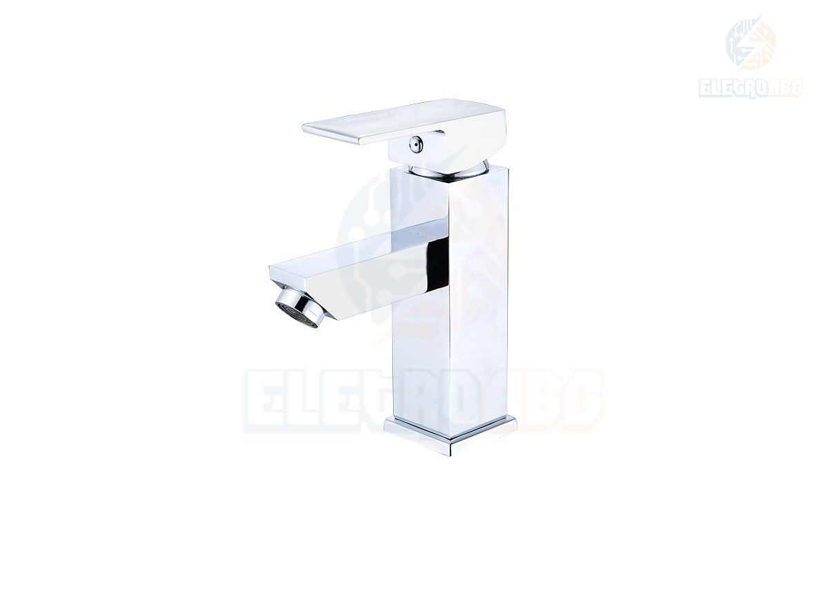 Torneira Metal Cromado para banheiro