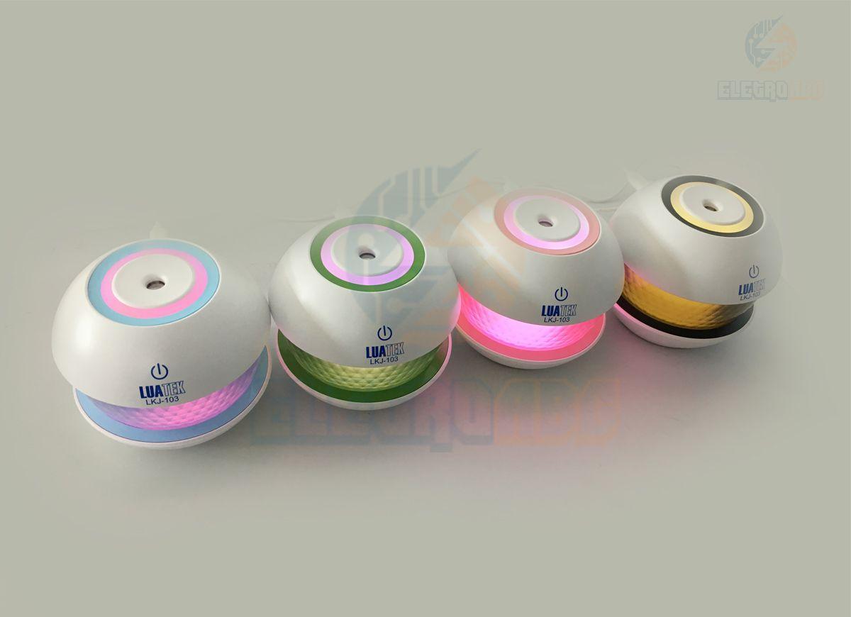Umidificador/Aromatizador de Ambientes LKJ-103