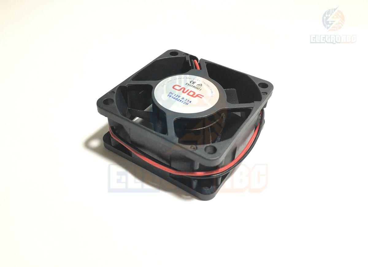 Ventoinha cooler 12v 0,23A TFS-6025