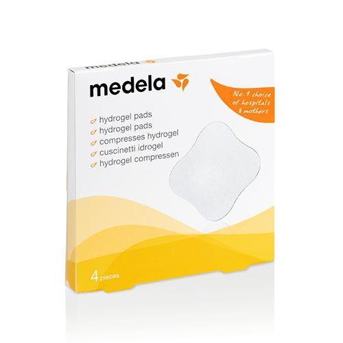 Almofadas de hidrogel para seios - Medela - 4 unidades