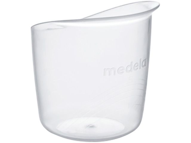 Copo Alimentador Graduado - Baby Cup Medela - Kit com 3 unidades
