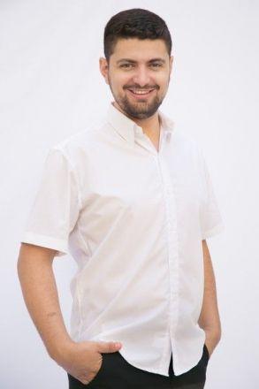 Camisa M. Curta Branca