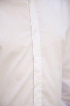 Camisa M. Longa Branca