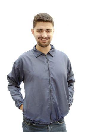 Jaqueta de Tactel Marinho
