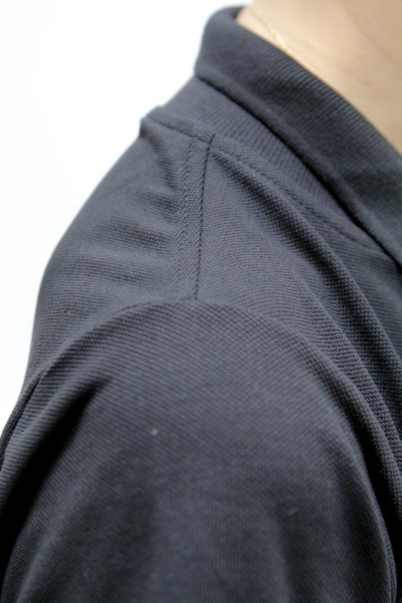 Camisa Pólo Preta Masculina