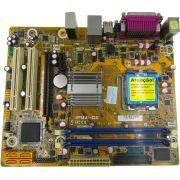 Placa Mãe Asus IPM41-D3 DDR3 Socket Intel 775