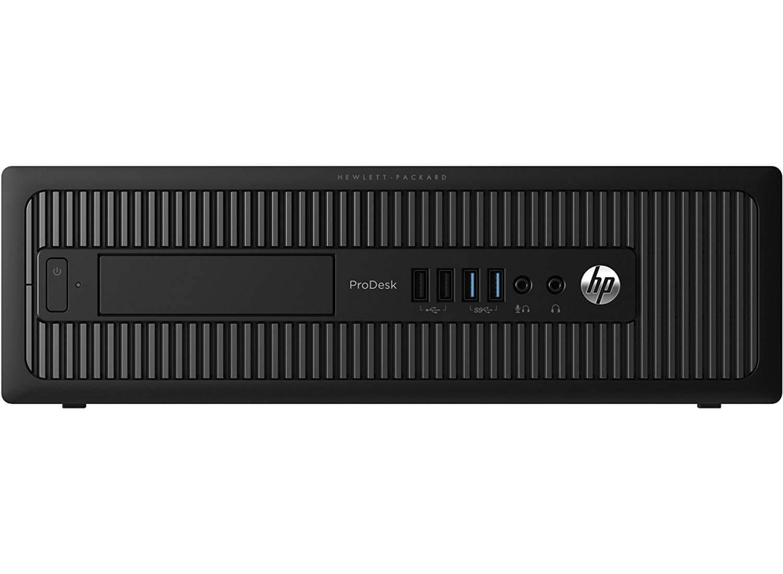 Computador HP Prodesk Core i3 3.4Ghz 4GB HD 500GB Windows 7 Wifi