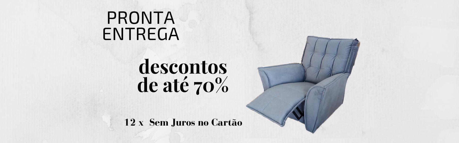 Pronta Entrega 70%