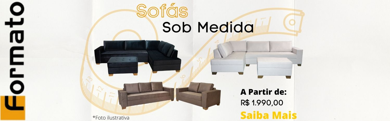 Sofás Sob Medida