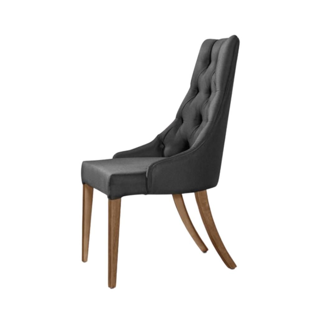 Cadeira com Capitonê Giovana Alta