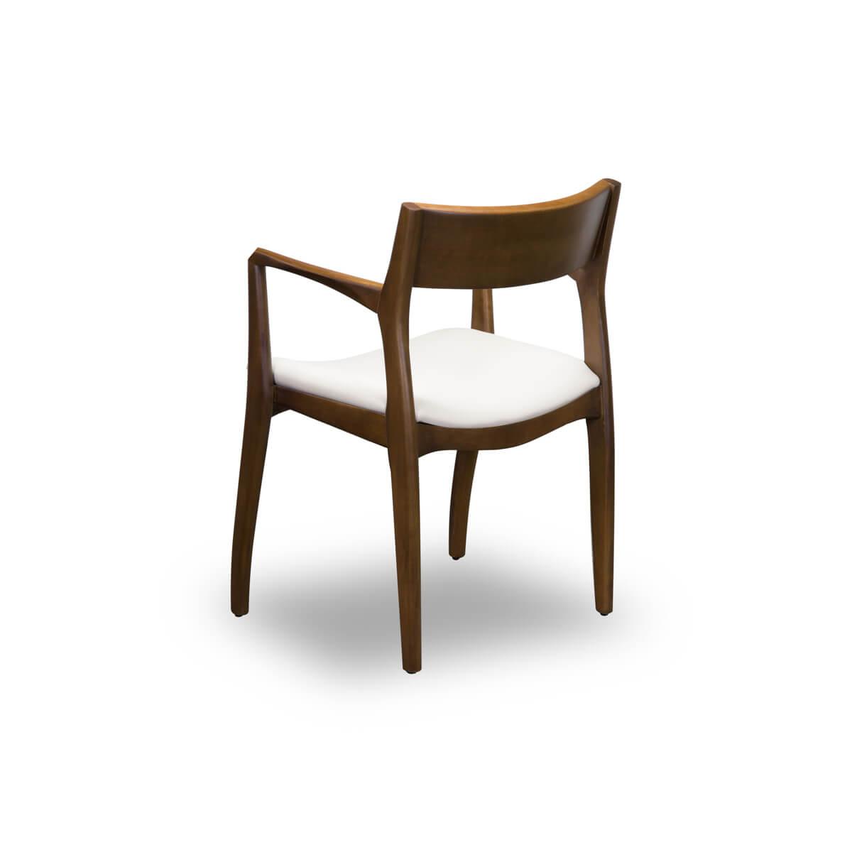 Cadeira de Jantar Com Braço Paris 216  - Formato Móveis e Decorações