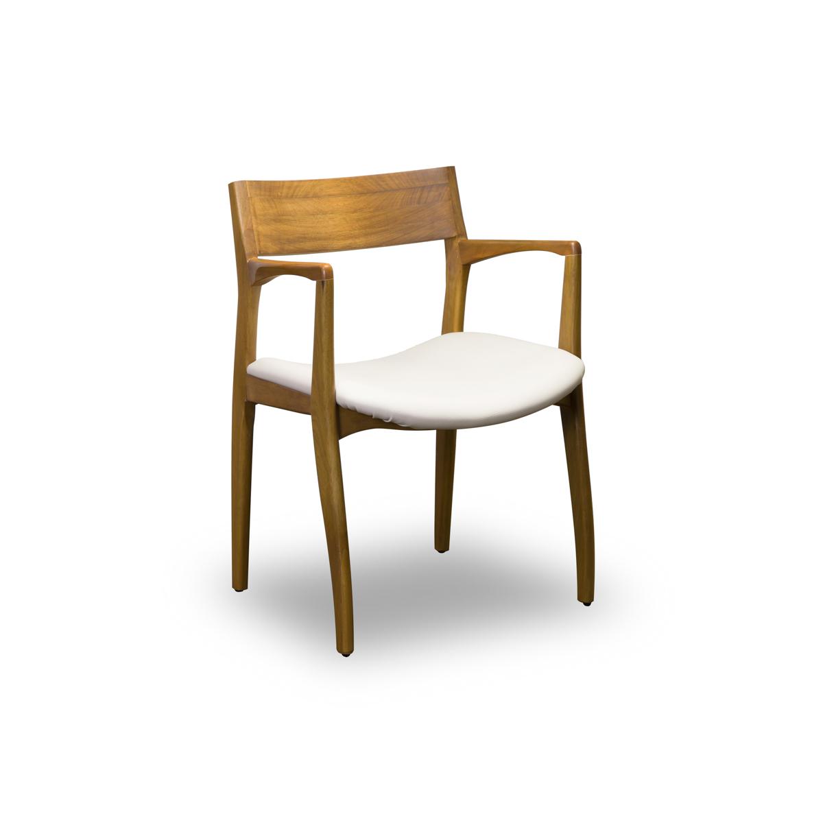 Cadeira de Jantar Com Braço Paris 217