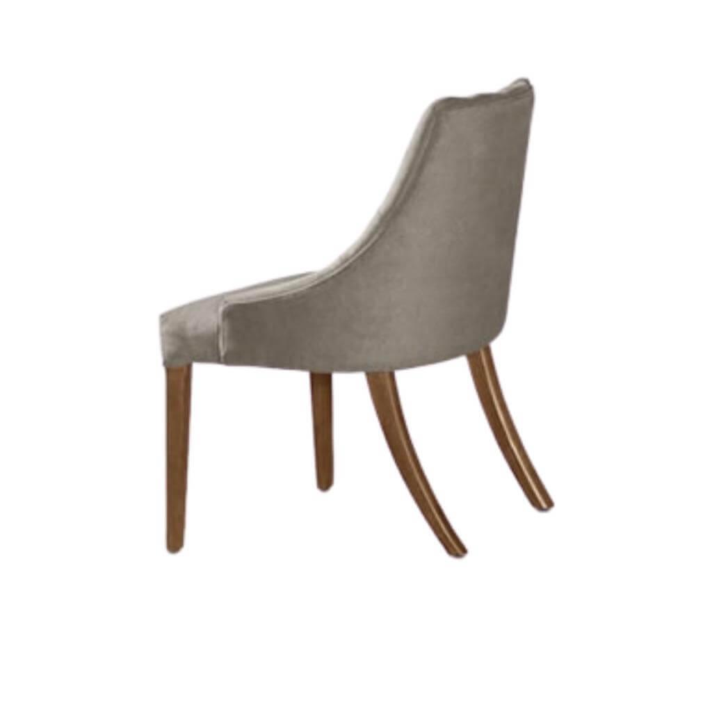 Cadeira com Capitonê Giovana