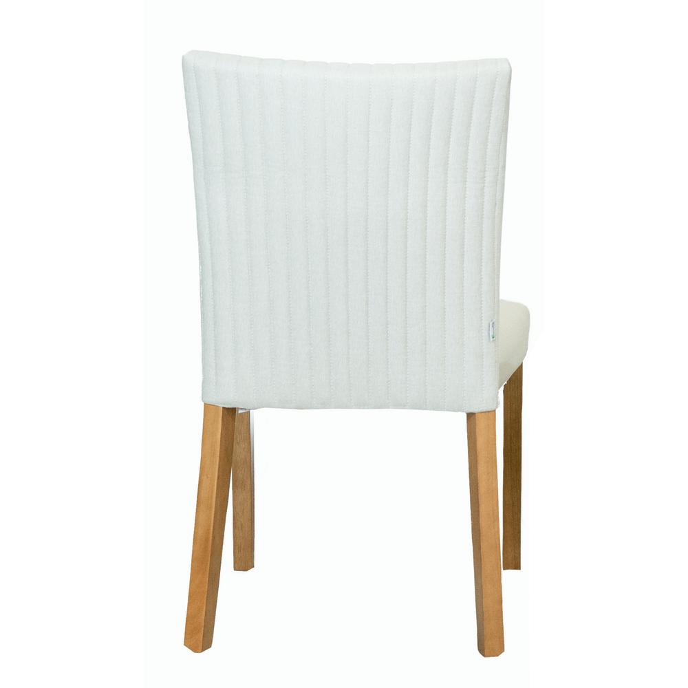 Cadeira de Jantar Himalaia Linho Gelo