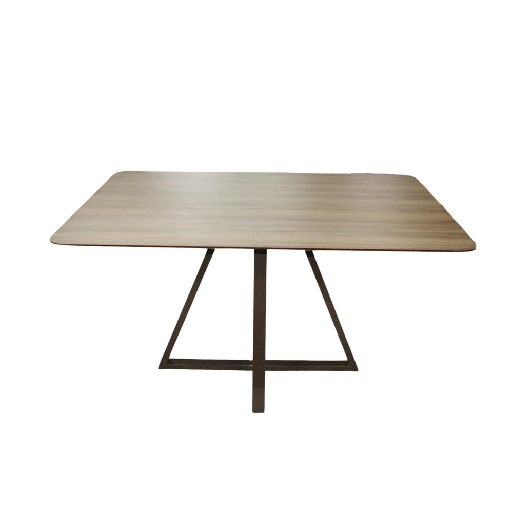Mesa de Jantar Eunice 180 X 90cm  Com 6 Cadeiras Ryva