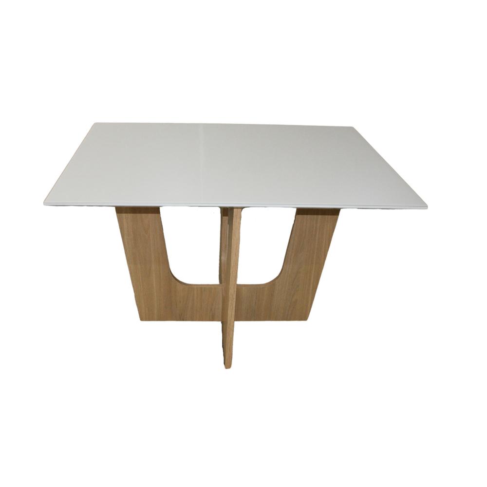 Mesa de Jantar Espanha 120x90cm Com 4 Cadeiras Lara  - Formato Móveis e Decorações