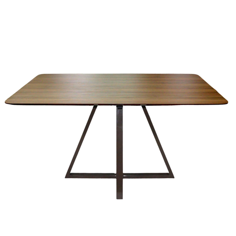 Mesa de Jantar 6 Lugares Eunice 160 x 90 cm