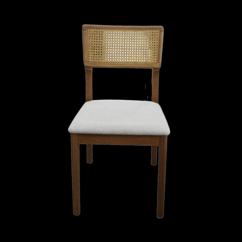 Mesa de Jantar 8 Lugares Quadrada Yasha Com 8 Cadeiras Ryva