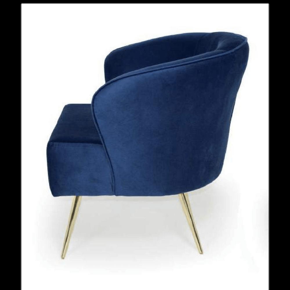 Poltrona Doroth Azul