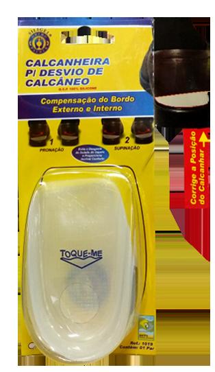 CALCANHEIRA PARA DESVIO DE CALCANEO