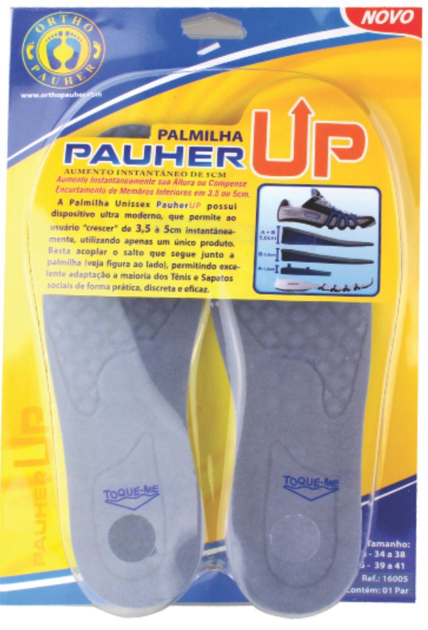 Palmilha PauherUp 5CM